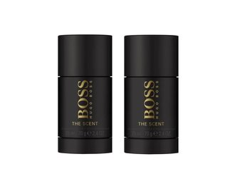 2 Pack Deodorant hugo boss the scent 75ml deo pris 558kr