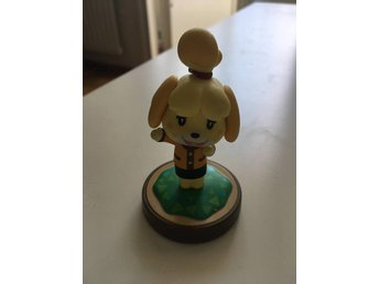 Animal Crossing Isabelle amiibo Nintendo WiiU/Switch/3DS
