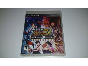 - Super Street Fighter IV (4) Arcade Edition PS3 -