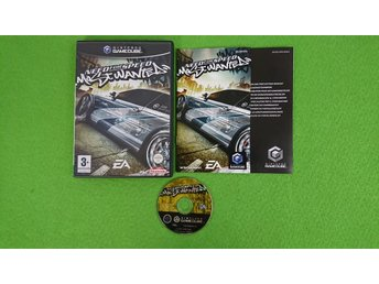 Need for speed Most Wanted KOMPLETT Nintendo Game Cube gamecube