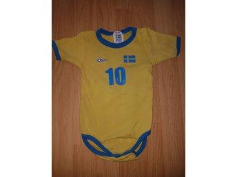 Sverige body till baby e0ea4887ad725
