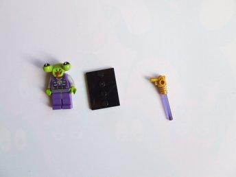 Lego Minifigures serie 3 Space Alien NY