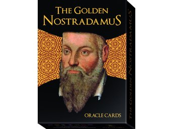 The Golden Nostradamus Oracle 9788865275399