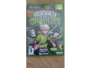 Grabbed by the Ghoulies XBOX (Saknar manual)