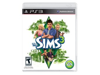 The Sims 3 PS3 Spel