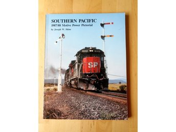 Southern Pacific 1987/88 Motive Power Pictorial