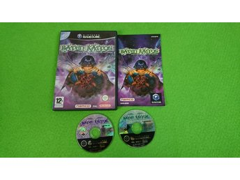 Baten Kaitos Eternal Wings and The Lost Ocean Gamecube Nintendo