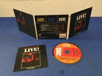 Made In Sweden - Live! At The Golden Circle Digipak !!!!!