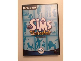 THE SIMS UNLEASHED EXPANSION PACK PC CD-ROM
