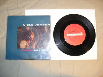 Niels Jensen – Montag Goes Too Far, 7""
