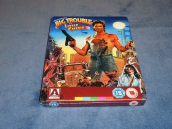 Blu-ray steelbook: Big Trouble in Little China (Arrow UK exclusive)
