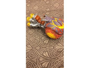 Skylanders Burn-Cycle - Wii PS3 PS4 Figurer Super Chargers