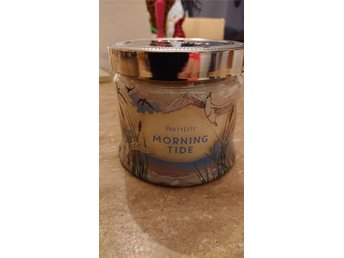 Partylite 3 veksljus Morning Tide
