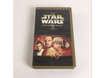 Wideschreen, VHS-film, Star Wars: Det mörka hotet