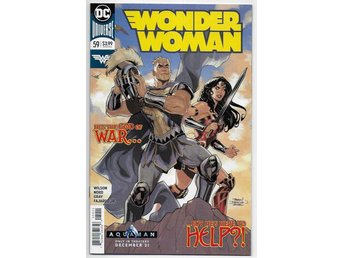Wonder Woman 5th Series # 59 NM Ny Import