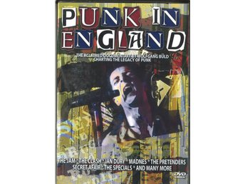DVD Punk In England