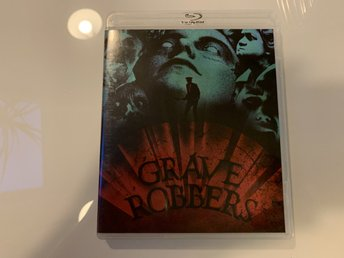 Grave Robbers (Vinegar Syndrome, US Import, Regionsfri)