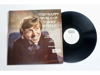 ** Tommy Steele ‎– The Happy World Of Tommy Steele **