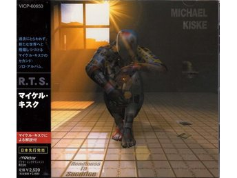 Michael Kiske (Helloween)  -Readiness to sacrifice JAPAN cd
