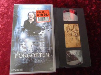 THE FORGOTTEN,   VHS, FILM