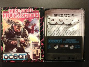Operation Thunderbolt till Commodore 64 / 128 | C64 | C128