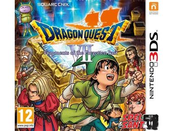 Dragon Quest VII (7) Fragments of the Forgotten Past