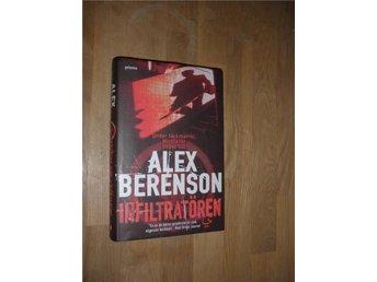 Alex Berenson - Infiltratören - Norsjö - Alex Berenson - Infiltratören - Norsjö