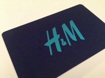 H&M Presentkort 300 kr - Lund - H&M Presentkort 300 kr - Lund
