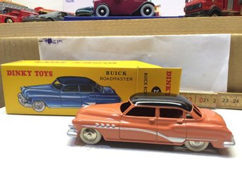 Buick no 24V Dinky Toys atlas collection ej varit uppackade