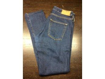 Äkta jeans från Acne i modellen Hug, storlek 24 - Helsingborg - Äkta jeans från Acne i modellen Hug, storlek 24 - Helsingborg