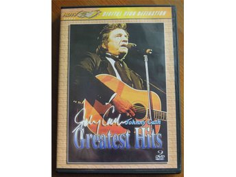 JOHNNY CASH - GREATEST HITS - DVD