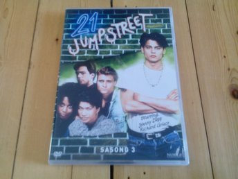 21 Jumpstreet-Säsong 3-Johnny Depp-Pirates of the caribbean-Richard Grieco.