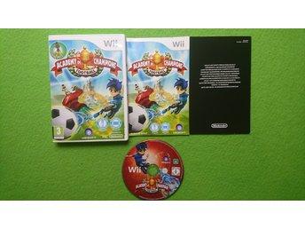 Academy of Champions Football Nintendo Wii - Västerhaninge - Academy of Champions Football Nintendo Wii - Västerhaninge