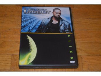 Alien / I Robot ( Will Smith ) - DVD 2-Disc 2 Filmer