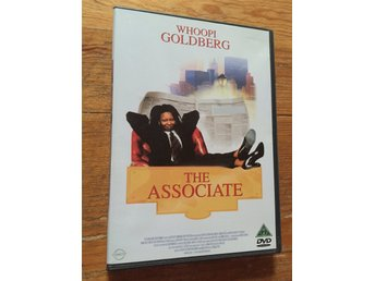 The Associate - Whoopi Goldberg, Dianne Wiest    (original DVD) - Gratis frakt