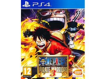 One Piece Pirate Warriors 3 PS4 (PS4)