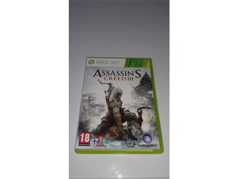 Assassin's Creed III Assassins Creed 3 XBOX 360
