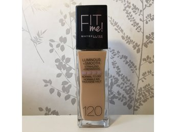 NYVARA Maybelline Fit Me Foundation 120 Classic Ivory