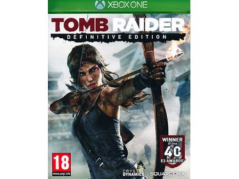 Tomb Raider Definitive Ed. (XBOXONE)
