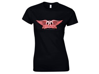 Aerosmith - Logo Girlie t-shirt Large
