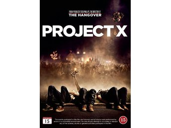 Project X (Thomas Mann, Oliver Cooper)