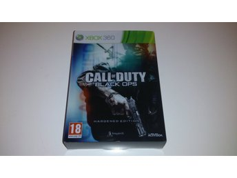 - Call of Duty Black Ops Hardened Edition XBOX 360 -