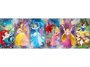 1000 pcs. PANORAMA PRINCESS