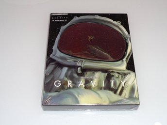 Gravity 3D (Dolby Atmos) - Blufans Exclusive Lenticular Blu-ray Steelbook
