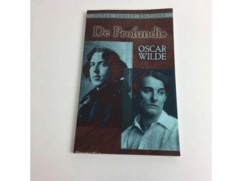 Bok, De profundis, Oscar Wilde, Pocket, ISBN: 9780486293080, 1996