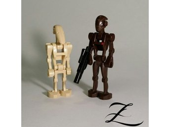 LEGO - Star Wars - Commando Droid & Battle Droid - Minifigur - Legogubbe - Z2377