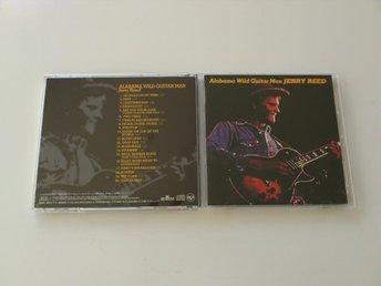 Jerry Reed - Alabama Wild Guitar Man (Japan Import) 1995 - Helsingborg - Jerry Reed - Alabama Wild Guitar Man (Japan Import) 1995 - Helsingborg