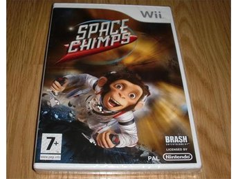 Wii: Space Chimps (ny)