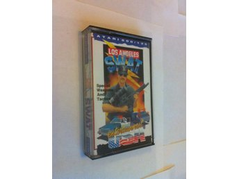Atari 800 m.m: Los Angeles Swat