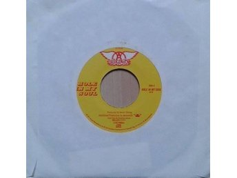 Aerosmith title* Hole In My Soul* US 7""